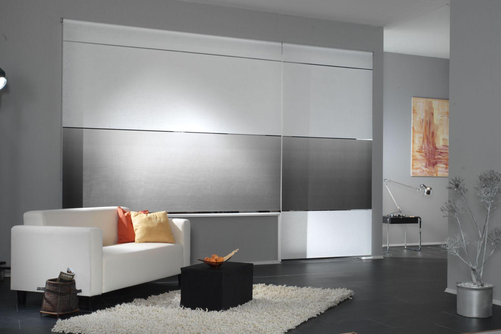 rollo shades vandeweege groothandelaar verven pleisters en gordijnen. Black Bedroom Furniture Sets. Home Design Ideas